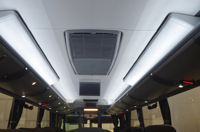 Transporte coletivo poderá ter equipamento de desinfecção de ar obrigatório