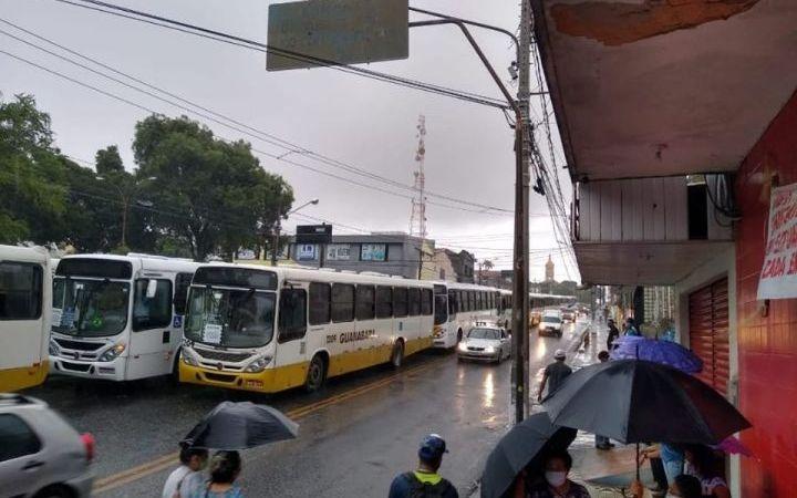 Natal: SETURN se posiciona sobre reivindicações que culminaram na greve dos rodoviários