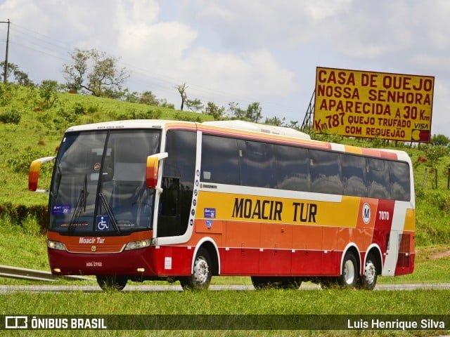 BA: Ônibus de São Paulo entra no interior baiano com 10 infectados pelo COVID-19