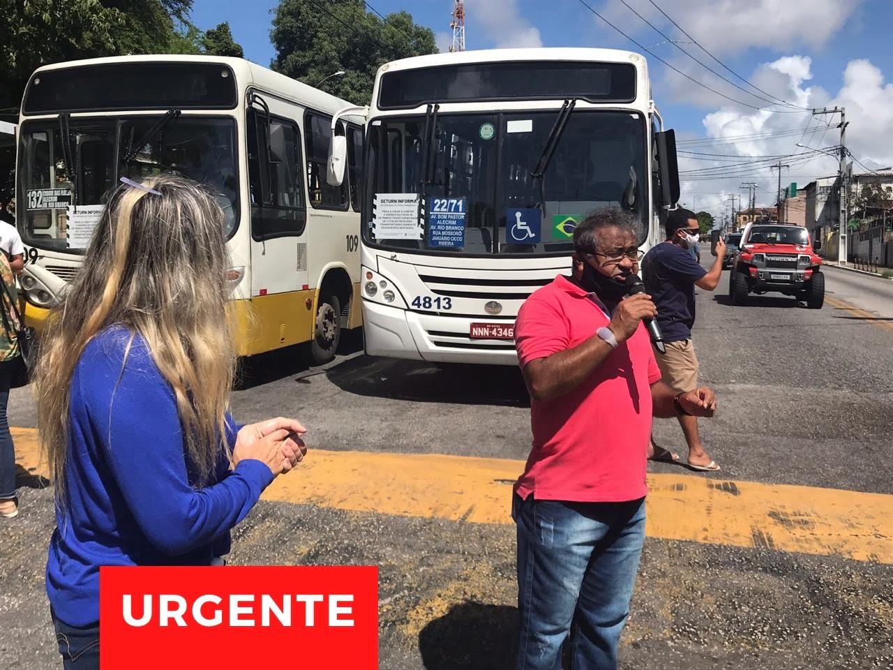 Sindicato dos Motoristas anuncia greve de ônibus em Natal