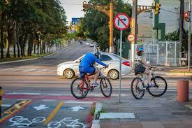 Ciclovias chegam aos 54 quilômetros em Porto Alegre