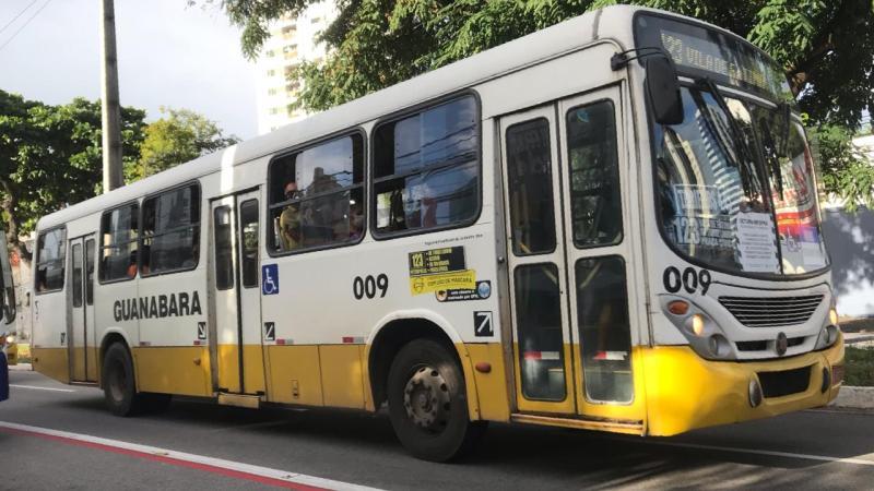 Transporte tem pequena melhora em maio