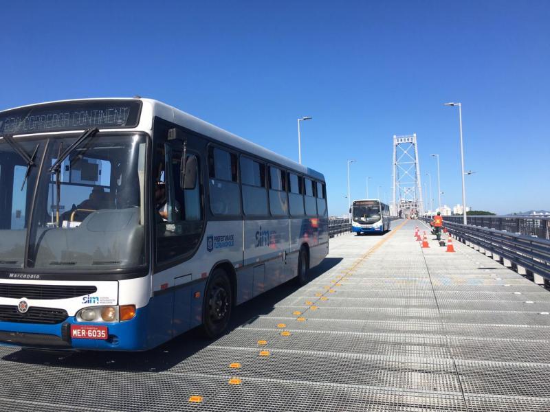 SC: Ônibus em Florianópolis têm mais viagens para garantir distanciamento