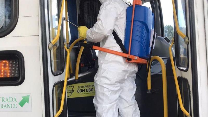 Câmara: Proposta estabelece medidas contra pandemia para transporte coletivo