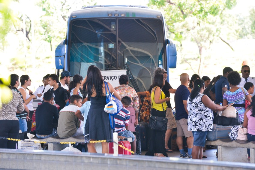 Abertura de transporte interestadual abre guerra judicial entre governo e empresas