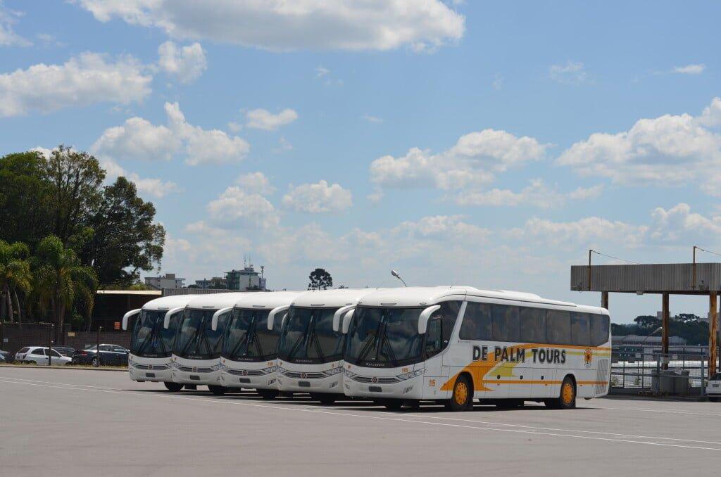 Internacional: Volvo e Marcopolo reforçam frota da De Palm Tours, no Caribe