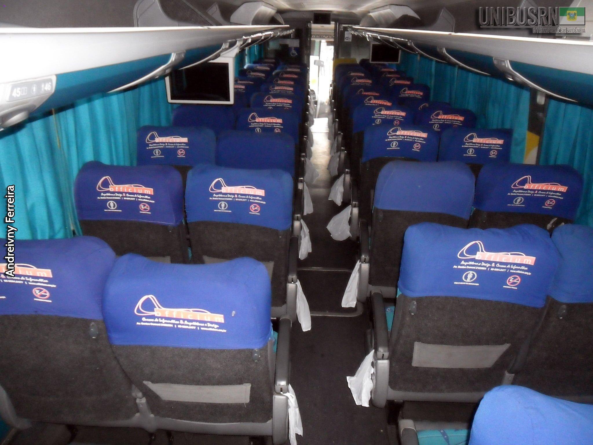 Mercado de ônibus opõe o governo a senadores e PGR