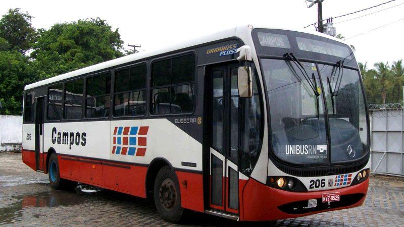 #TBT Unibus RN: Indo para o litoral sul nos 'Urbanuss Pluss' da Viação Campos