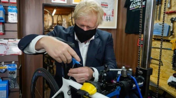 Reino Unido lança subsídio para conserto de bicicletas