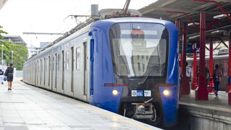 Trens metropolitanos da SuperVia, no Rio, passam a aceitar pagamentos por aproximação Visa