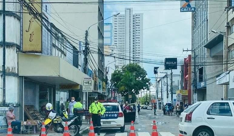 STTU lamenta agressão sofrida por agente de mobilidade urbana