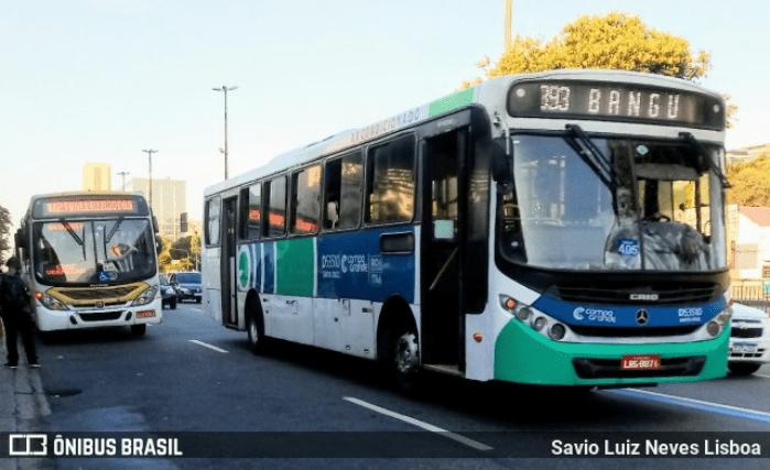 Linhas de ônibus do Rio serão submetidos a nova racionalização