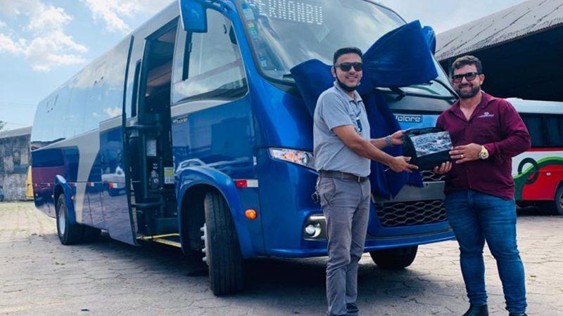 PA: Viação Norauto amplia frota com veículos Volare