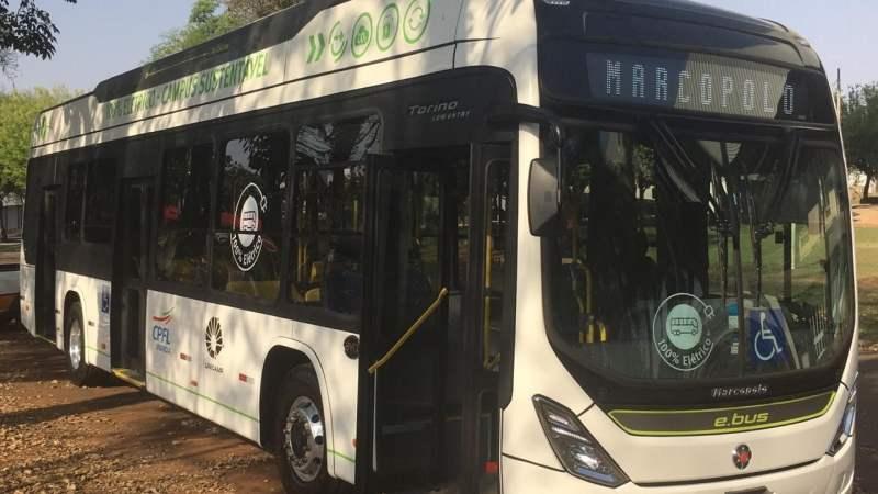Clientes da CPFL financiam projeto de ônibus elétrico na Unicamp