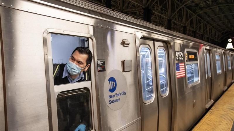 Vítima da pandemia, metrô de Nova York pede socorro de US$ 12 bi