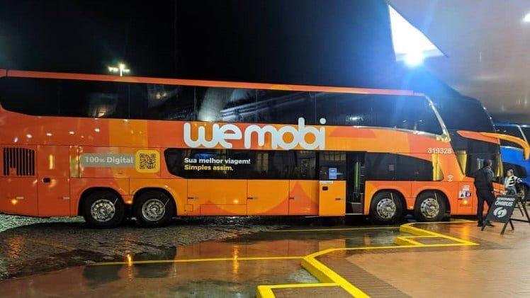 Wemobi inicia operação SP-BH com passagens a R$ 29,90