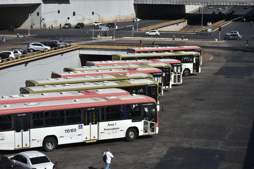 Promotores do DF querem acesso à planilha de gastos do transporte público