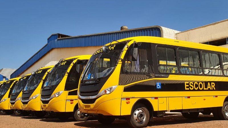 Programa Caminho da Escola recebe mais 216 unidades da IVECO BUS