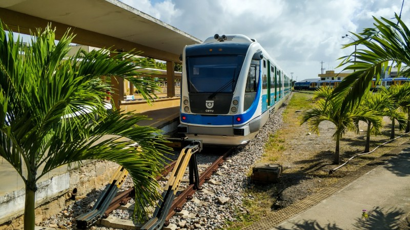 CBTU informa que trens não vão funcionar no feriado de segunda-feira