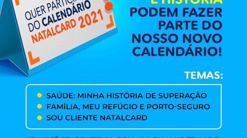NatalCard seleciona clientes e usuários para o seu Calendário 2021
