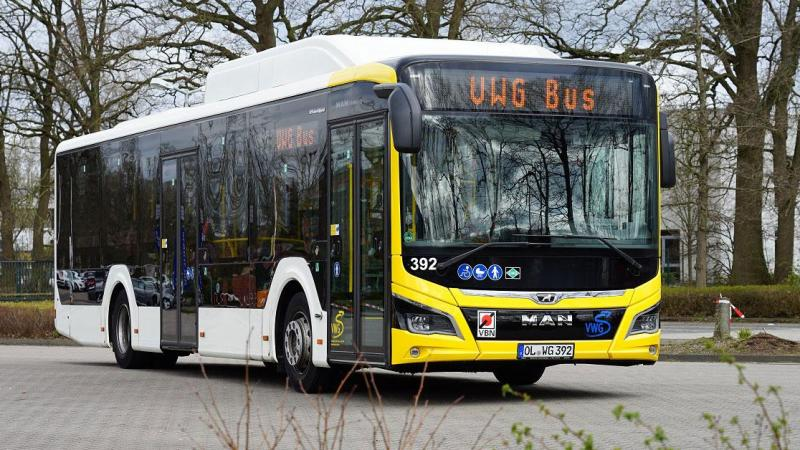 Internacional: Cidades europeias compram ônibus a gás