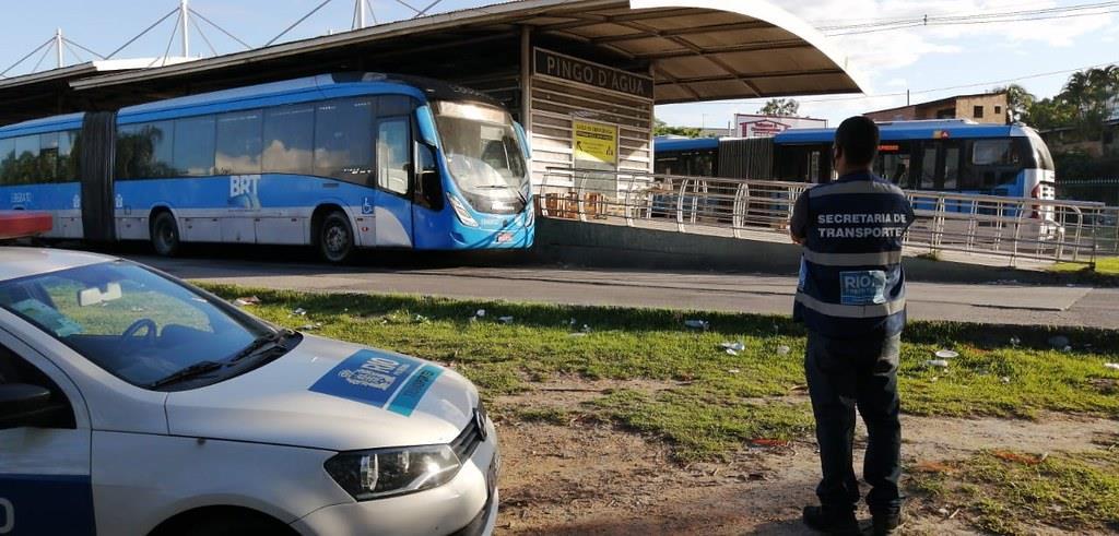 Candidatos no Rio de Janeiro priorizam ônibus e BRTs