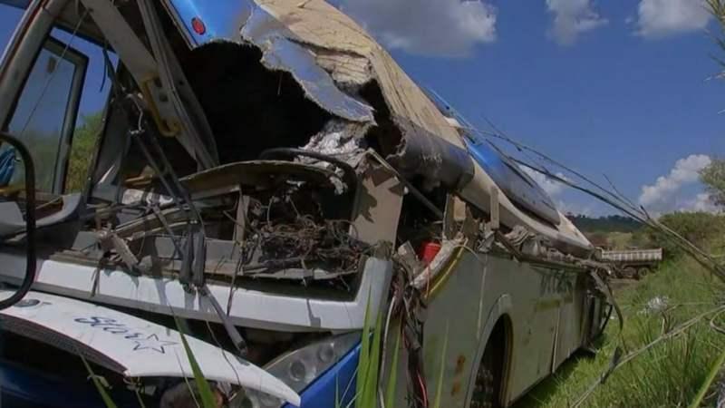 Polícia diz que apuração preliminar sobre acidente que deixou 41 mortos em SP indica falha humana