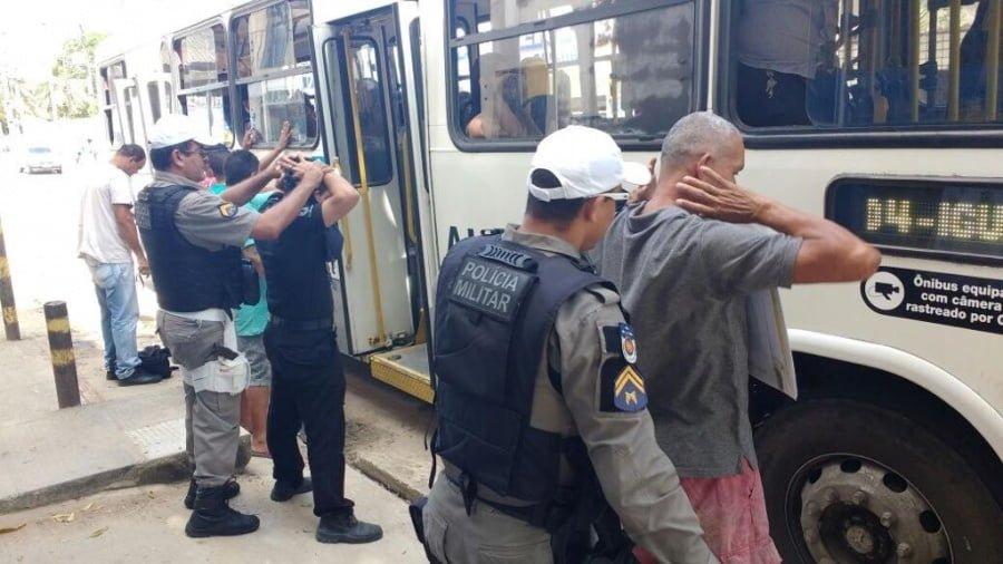 AL: Em cinco meses, Maceió registra apenas um assalto a ônibus