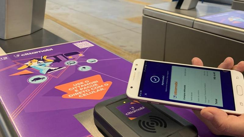 SP: BRT Sorocaba disponibiliza carteira digital para pagamento nos ônibus