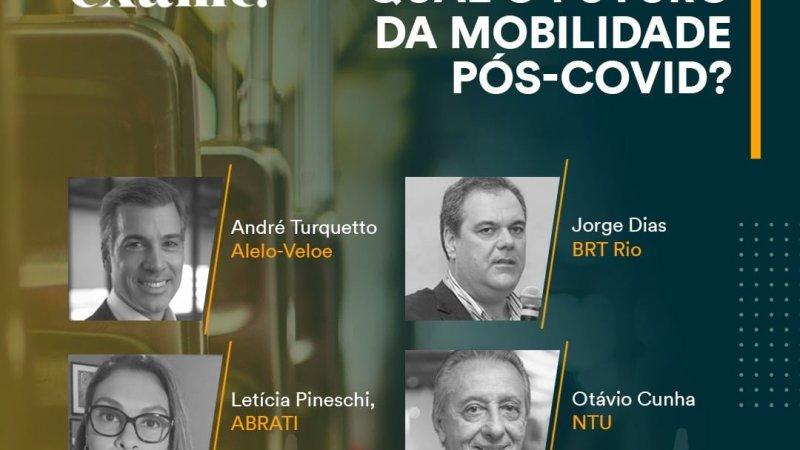 Bússola LIVE: Qual o futuro da mobilidade pós-Covid?