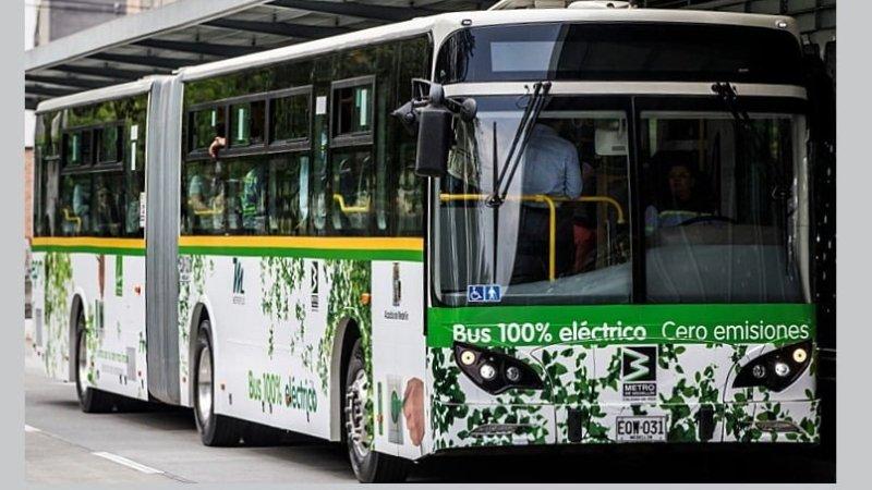 Programa vai acelerar transição para ônibus elétricos na América Latina
