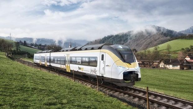 Alemanha testará trem movido a hidrogênio