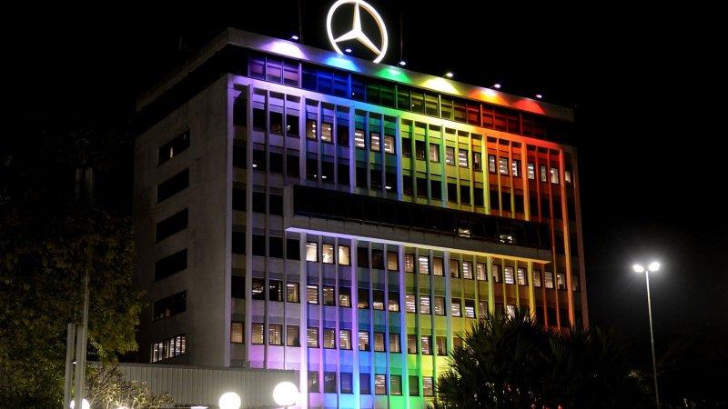 Mercedes-Benz do Brasil é premiada por iniciativas de diversidade pelo segundo ano consecutivo