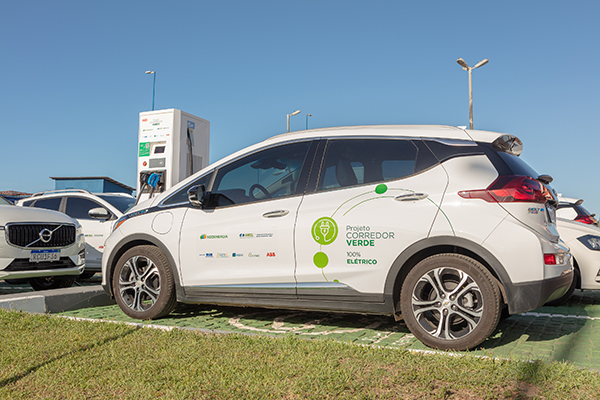 RN terá estrutura para abastecer carros elétricos