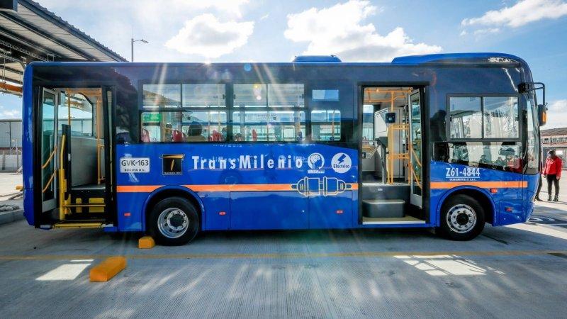 BYD recebe novo pedido de 406 ônibus elétricos para a Colômbia