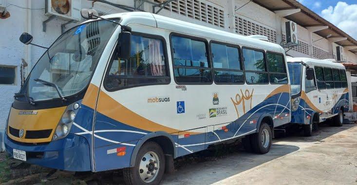 Natal: Semtas receberá micro-ônibus adaptados para usuários com deficiência