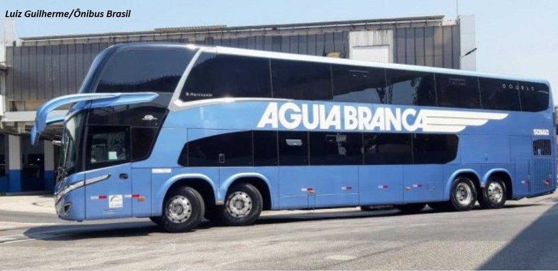Viação Águia Branca passa a vender passagens de ônibus com pagamento pelo PIX e Pic Pay