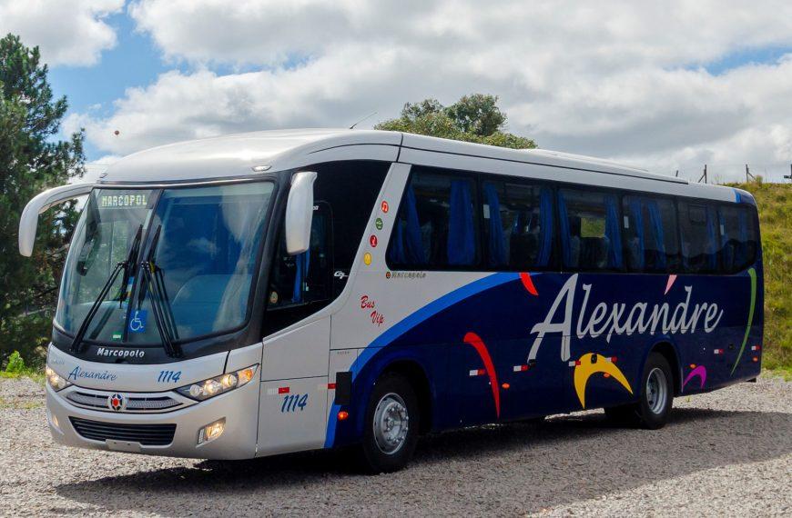 Alexandre Turismo adquire 8 veículos Marcopolo para atender demandas de fretamento