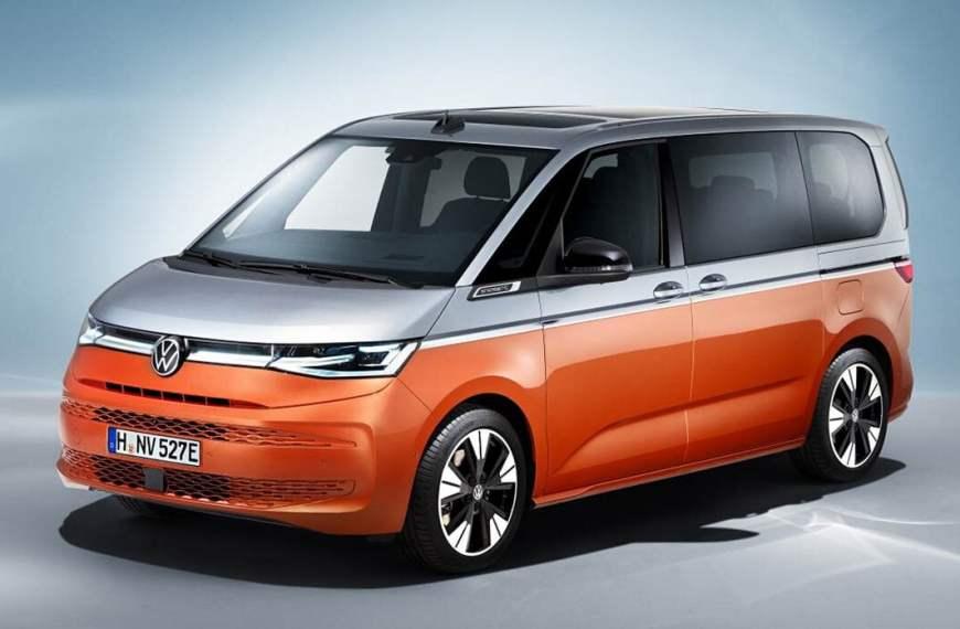 VW Multivan é a nova Kombi, híbrida e com motor de Polo GTS