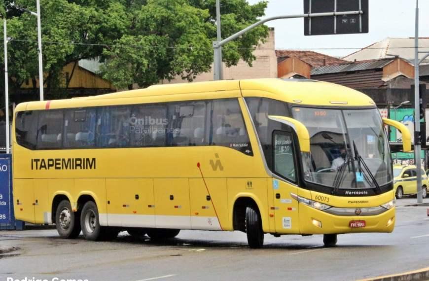 Apenas o Grupo Itapemirim, de novo, faz proposta pelo lote 2 da concessão do transporte em São José dos Campos