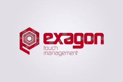 Logo Exagon Touch management