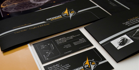 Anteprima Corporate Identity Unica Studio