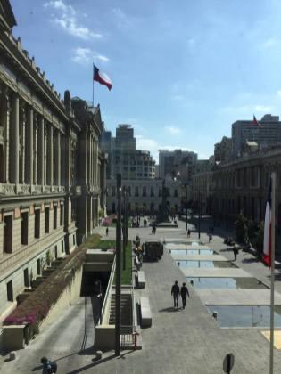 Vista Museo arte Precolombino