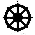 Buddhism Wheel Icon