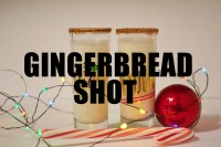 Gingerbread Shot Twelve Days of Christmas
