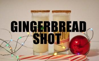 Gingerbread Shot Twelve Days of Christmas