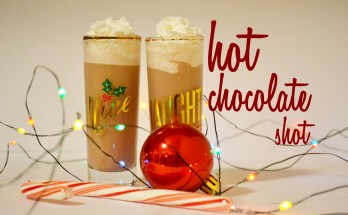 Hot Chocolate Shot recipe