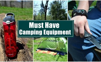 Must Have Camping Equipment Camping equipment reviews