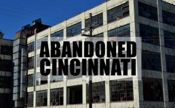 Abandoned Places in Cincinnati   Unicorn Hideout