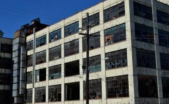 Abandoned Places in Cincinnati | Crosley Building